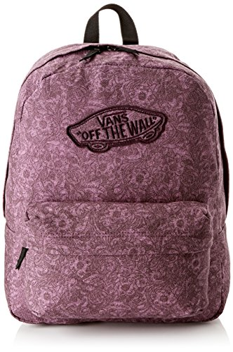 VansG Realm Backpack - Sacchetto Donna , Viola (Violett (grape Juice)), One Size
