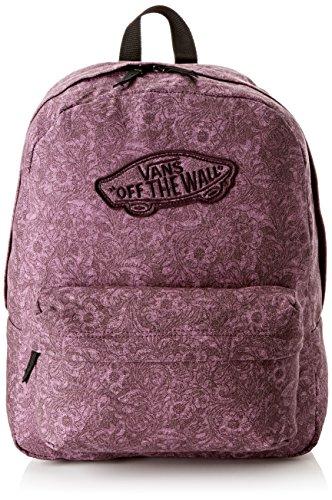VansG Realm Backpack - Sacchetto Donna , Viola (Violett (grape Juice)), One Size