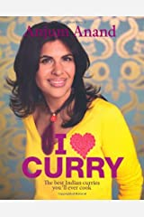I Love Curry Hardcover