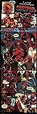 Grupo Erik editores- Poster Tür Deadpool Panels