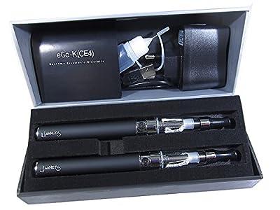 CE4 Doppelset E-Zigarette mit 1100 mAh von Hannets® von Hannets®