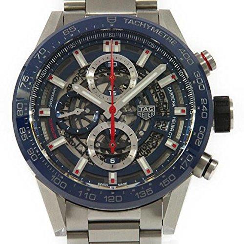 Tag Heuer Carrera Chronograph Automatik Herren-Armbanduhr CAR201T.BA0766