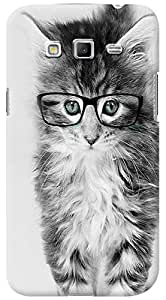 Kasemantra Pussy Cat Case For Samsung Galaxy Grand 2