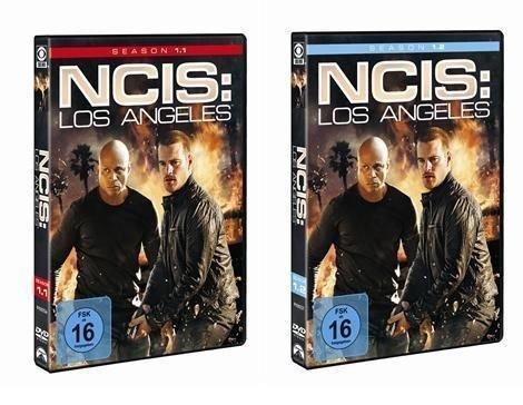 NCIS: Los Angeles - Die komplette erste Season (1.1 + 1.2) im Set - Deutsche Originalware [6 DVDs] 1.1