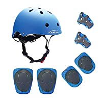Kids Bike Adjustable Helmet Certified Sport Safety Cycling Skating Scooter Helmet Gifts For Boys And Girls Skate Skateboard Protector Helmet Bicycle Scooter Cover