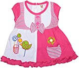Amy Baby Girls Dress (754_PINK, Pink, 6-...