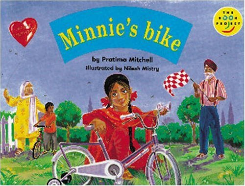 Minnie's bike.