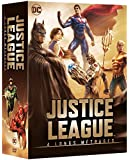 Justice League - 4 longs métrages: Le paradoxe Flashpoint + Le Trône de l'Atlantide + Dieux et monstres + vs les Teen Titans DC COMICS