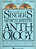 The Singer's Musical Theatre Anthology: Mezzo-Soprano/Belter: Volume 2 [With 2 CDs] (Singer's Musical Theatre Anthology (Songbooks))