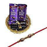 #7: Rakhi Chocolate Gift For Brother