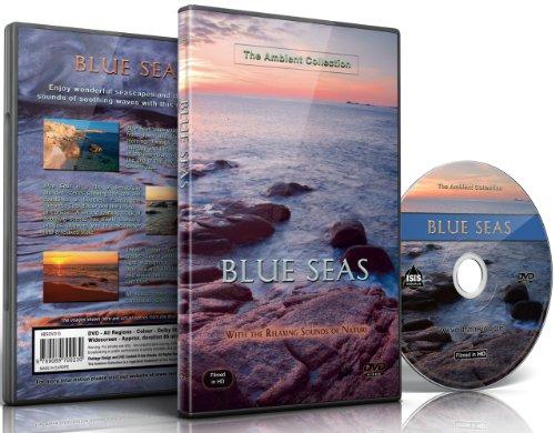 Ozean DVD – Blaues Meer mit entspannenden Videos von Stränden mit natürlichen Klängen