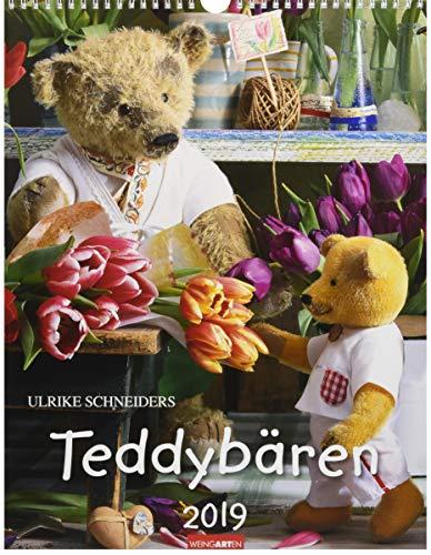 Teddybären - Kalender 2019