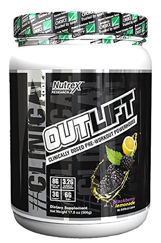 Nutrex - Nutrex Outlift Blackberry Lemonade 532G - 51rKgz6ki5L