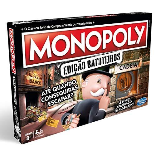 Monopoly - Tramposo Hasbro Edición Portuguesa
