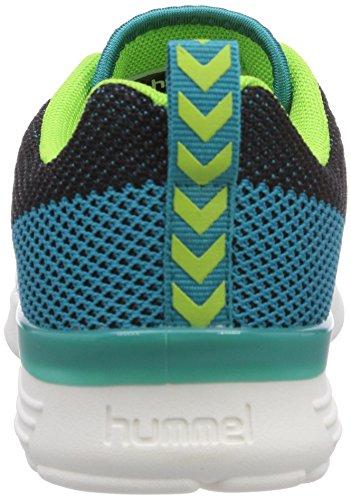 Hummel - HUMMEL ZEROKNIT, Scarpe da basket Unisex – Adulto Blu (Blau (Latigo Bay 8261))
