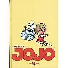Jojo Intégrale - tome 1 - Jojo 1 intégrale 1983-1991