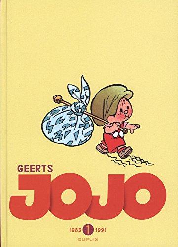 Jojo : intégrale (1) : Jojo. 1, 1983-1991