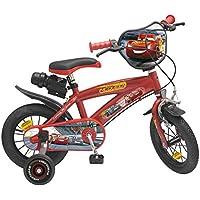 TOIMSA–Bicicleta para niños bajo Licencia Cars 312Pulgada (de 3a 5años, 742