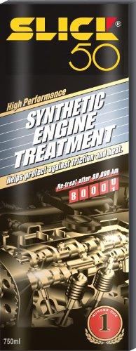 Preisvergleich Produktbild 623399750 Slick-50 Synthetic Engine Treatment,  Motoröl-Zusatz,  750 ml