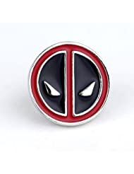 Deadpool Cosplay Metal Pin badge