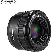 YONGNUO YN35mm F2N F2.0 Grandangolare AF / MF Fuoco Fisso Obiettivo F Supporto per Nikon