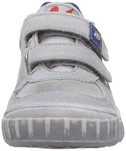 Naturino - Naturino Alden., Sneaker basse Bambino Grigio (Grau (GRIGIO-AZZURRO9101))