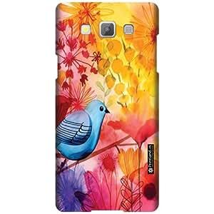 Printland Designer Back Cover for Samsung Galaxy A5 SM-A500GZKDINS/INU - Bird Case Cover