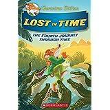 Lost in Time (Geronimo Stilton Journey Through Time #4), Volume 4