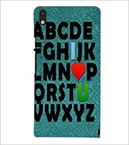PrintDhaba Quote D-3459 Back Case Cover for HUAWEI ASCEND P6 (Multi-Coloured)