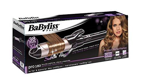 babyliss c338e lockenstab pro180 perfekt f r langes haar. Black Bedroom Furniture Sets. Home Design Ideas