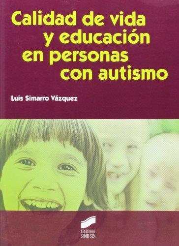 Calidad de vida y educación en personas con autismo