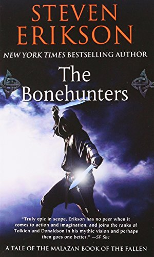 Malazan Book of the Fallen 06. The Bonehunters (The Malazan Book of the Fallen)