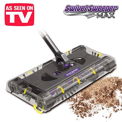 Balai electrique aspirateur Sweeper max