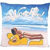 """Unitedlabels 0116150 The Simpsons Kissen Homer """"Whoo Hoo"""""""