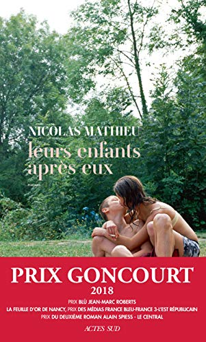 Leurs enfants après eux - Prix Goncourt 2018