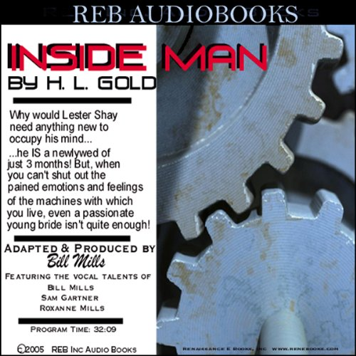 Inside Man (Dramatized)  Audiolibri
