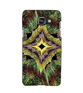 Fuson Designer Back Case Cover for Samsung Galaxy A3 (6) 2016 :: Samsung Galaxy A3 2016 Duos :: Samsung Galaxy A3 2016 A310F A310M A310Y :: Samsung Galaxy A3 A310 2016 Edition (Colourful Designer Theme)
