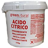 ACIDO CITRICO IN POLVERE 2000 g