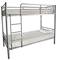Florida-bunk Bed (silver)