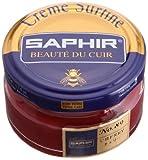 Saphir Crema Surfine Lucido da scarpe 50 ml - (89) ROSSO CILIEGIA, 50 ml