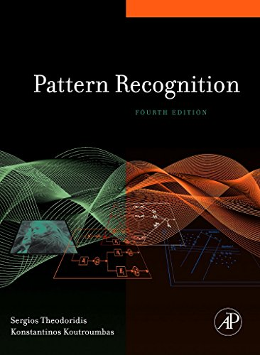 Pattern Recognition por Sergios Theodoridis Dr.