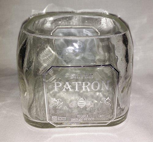 vaso-da-arredo-bottiglia-di-tequila-patron-silver-riciclo-creativo-riuso-idea-regalo-arredo-fatto-a-