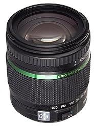 Pentax K-Mount SMC DA 18-270mm F/3.5-6.3ED SDM Telephoto Zoom Lens for Pentax DSLR Camera