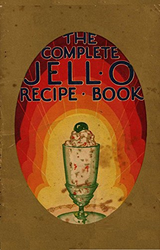 jell-o-recipe-book-english-edition