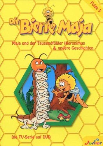 Die Biene Maja 05: Maja und der Tausendfüßler Hieronimus & andere Geschichten