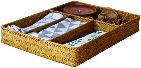 Naturale Underwear Alghe tessuto Desktop calzino Box di stoccaggio stoccaggio stoccaggio , Dimensione  37275 | Credibile Prestazioni  | Materiale preferito  2e3ddb