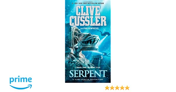 Amazon it: Serpent: A Novel from the Numa Files - Clive