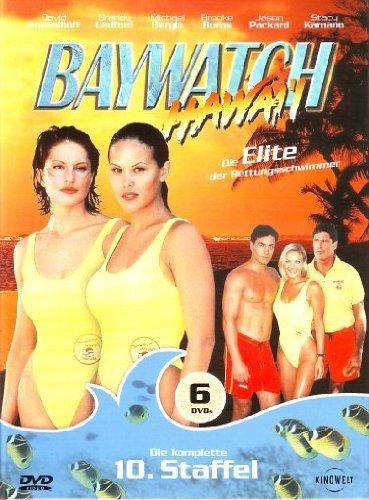 Alerte à Malibu - Serie 10 / Baywatch Hawaii - Complete Season 10 - 6-DVD Box Set ( Baywatch Hawaii - Complete Season Ten ) ( Bay watch ) [ Origine Allemande, Sans Langue Francaise ] - Malibu Bay