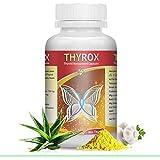 [Sponsored]Ayushveda Herbals Advanced Ayurvedic Formulation Rasa Shastra Thyrox For Thyroid - 60 Capsules