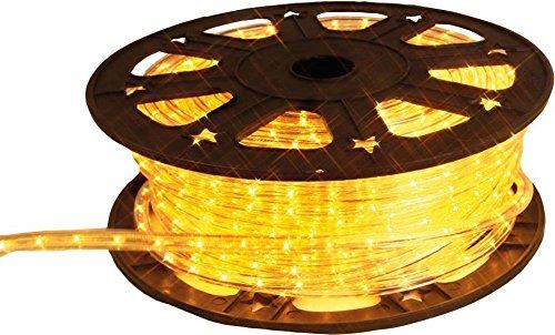 Scharnberger+Has. Lichtschlauch Profi 25m 57867 230V gelb m.Strombr. Lichtschlauch/-band 4034451578678